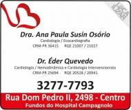 CLÍNICA DE CARDIOLOGIA ÉDER QUEVEDO / CARDIOLOGISTA
