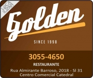 GOLDEN RESTAURANTE