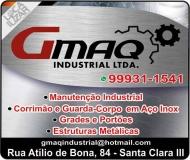 GMAQ METALÚRGICA E INOX