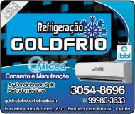 GOLDFRIO REFRIGERAÇÃO / AR-CONDICIONADO