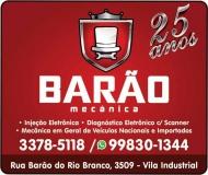 BARÃO AUTOMECÂNICA