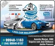MALDONADO LAVA CAR