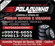 POLAQUINHO BORRACHARIA DO POLAQUINHO