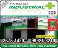 INDUSTRIAL FARMÁCIA MEDICAMENTOS E PERFUMARIAS / DISK REMÉDIOS