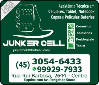JUNKER CELL CELULARES ASSISTÊNCIA TÉCNICA