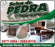 SELVA DE PEDRA MARMORARIA MÁRMORES E GRANITOS