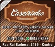 CASEIRINHO RESTAURANTE E MARMITEX