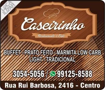 CASEIRINHO RESTAURANTE / DISK MARMITEX