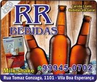 RR BEBIDAS CONVENIÊNCIA / MILK SHAKE / CARVÃO / GELO