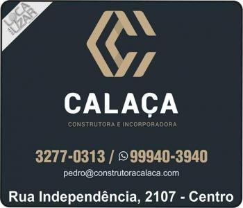 CALAÇA CONSTRUTORA E INCORPORADORA