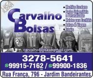 CARVALHO FÁBRICA DE BOLSAS / MOCHILAS / BRINDES