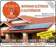 ELÉTRICA STORE MATERIAIS ELÉTRICOS / ILUMINAÇÃO