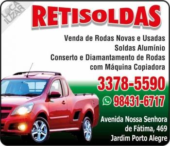 RETISOLDAS RODAS