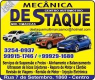 DESTAQUE MECÂNICA CENTRO AUTOMOTIVO