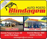 BLINDAGEM AUTOPOSTO