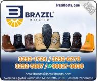 BRAZIL BOOTS FÁBRICA DE CALÇADOS