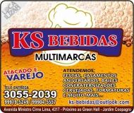 KS DISTRIBUIDORA DE BEBIDAS