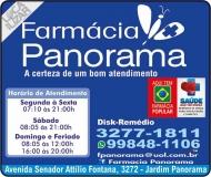 PANORAMA FARMÁCIA