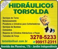 TORSOLDA TORNEARIA E HIDRÁULICOS