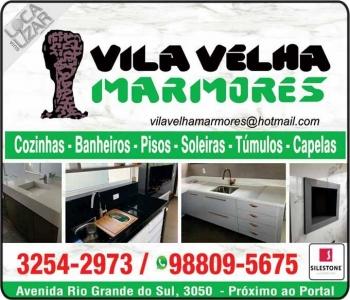 VILA VELHA MARMORARIA / MÁRMORES E GRANITOS