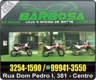 BARBOSA OFICINA / LOJA / PEÇAS E MECÂNICA DE MOTOS EM MARECHAL PR