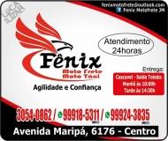 FÊNIX MOTOFRETE / TELE-ENTREGA / MOTOTÁXI