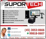 SUPORTECH INFORMÁTICA - Assistência técnica para Computadores e Notebooks
