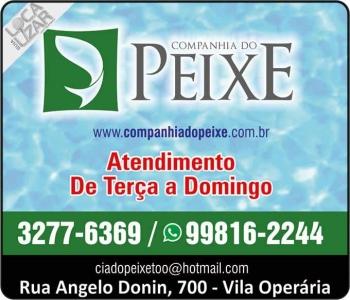 COMPANHIA DO PEIXE RESTAURANTE