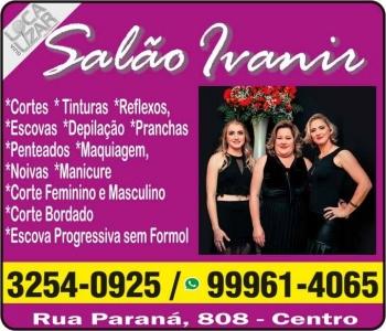IVANIR SALÃO DE BELEZA CABELEIREIRA