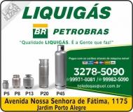 LIQUIGÁS / DISK GÁS TOLEDO