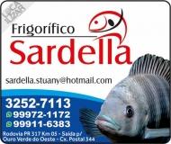 SARDELLA FRIGORÍFICO DE PEIXE