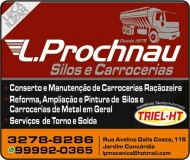 L. PROCHNAU CARROCERIAS MECÂNICA TORNO E SOLDA