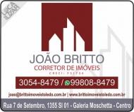 JOÃO BRITTO CORRETOR DE IMÓVEIS EM TOLEDO PR / IMÓVEL COM GARANTIA