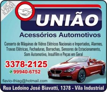 UNIÃO ACESSÓRIOS AUTOMOTIVOS