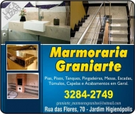 GRANIARTE MARMORARIA / MÁRMORES E GRANITOS