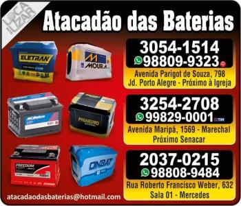 ATACADÃO DAS BATERIAS / AUTOELÉTRICA