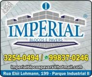 IMPERIAL BLOCOS E PAVERS ARTEFATOS DE CIMENTO