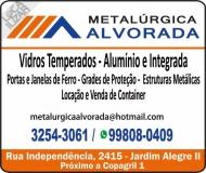 ALVORADA METALÚRGICA