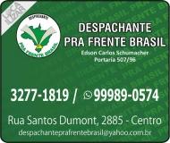 PRA FRENTE BRASIL DESPACHANTE