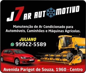 J7 AR-CONDICIONADO AUTOMOTIVO