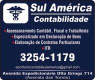 SUL AMÉRICA ESCRITÓRIO CONTÁBIL CONTABILIDADE