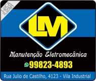 LM MANUTENÇÃO INDUSTRIAL / ELETROMECÂNICA EM TOLEDO PR