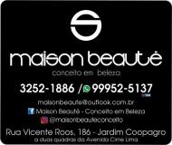 MAISON BEAUTÉ SALÃO DE BELEZA