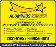 ALUMÍNIOS COMETA ALUMÍNIO / COMPONENTES