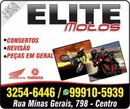 ELITE MOTOS / MECÂNICA DE MOTOS
