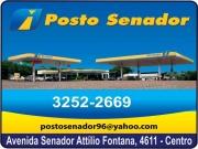 Cartão: SENADOR AUTOPOSTO
