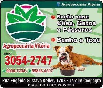 VITÓRIA AGROPECUÁRIA E PET SHOP