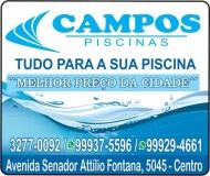 CAMPOS PISCINAS