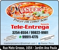 MASTER PIZZARIA DISK PIZZA