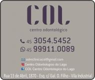 CIRURGIÃO DENTISTA NÍCOLAS RENAN PENSIN / ORTODONTISTA / COL CENTRO